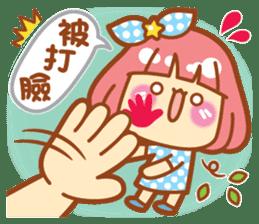 Lin Lin Chan & Machi Rabbit 2 sticker #12206789