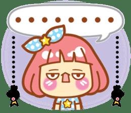 Lin Lin Chan & Machi Rabbit 2 sticker #12206791