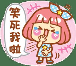 Lin Lin Chan & Machi Rabbit 2 sticker #12206795