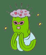 Grandma Cactus sticker #12210182