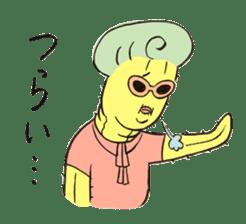 Grandma Cactus sticker #12210199