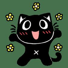 mew mew blacky 4 sticker #12212644