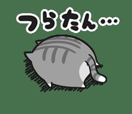 Plump cat Vol.4 sticker #12214704