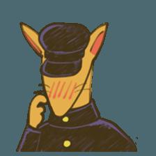 Okitunedorijunairoku sticker #12216112