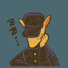 Okitunedorijunairoku sticker #12216116