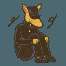 Okitunedorijunairoku sticker #12216121