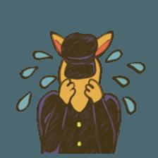 Okitunedorijunairoku sticker #12216123