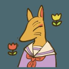 Okitunedorijunairoku sticker #12216127