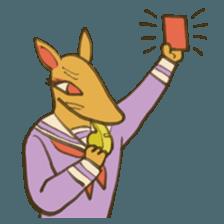 Okitunedorijunairoku sticker #12216135