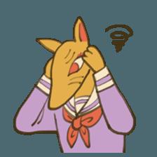 Okitunedorijunairoku sticker #12216139