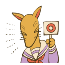 Okitunedorijunairoku sticker #12216141