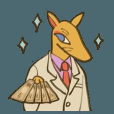 Okitunedorijunairoku sticker #12216146