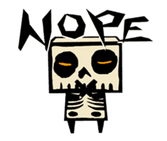 <J-Stickers>Animated TTG monsters! (E) sticker #12222615