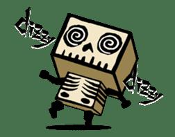 <J-Stickers>Animated TTG monsters! (E) sticker #12222618