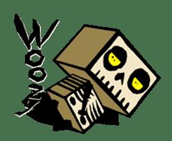 <J-Stickers>Animated TTG monsters! (E) sticker #12222619