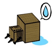 <J-Stickers>Animated TTG monsters! (E) sticker #12222621