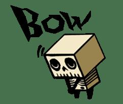 <J-Stickers>Animated TTG monsters! (E) sticker #12222622