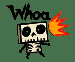 <J-Stickers>Animated TTG monsters! (E) sticker #12222623