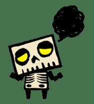<J-Stickers>Animated TTG monsters! (E) sticker #12222624