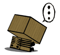 <J-Stickers>Animated TTG monsters! (E) sticker #12222626