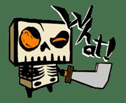 <J-Stickers>Animated TTG monsters! (E) sticker #12222627