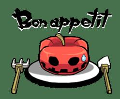 <J-Stickers>Animated TTG monsters! (E) sticker #12222633