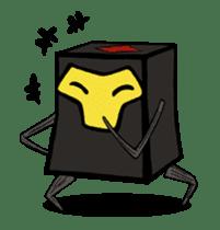 <J-Stickers>Animated TTG monsters! (E) sticker #12222634