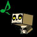 <J-Stickers>Animated TTG monsters! (E)
