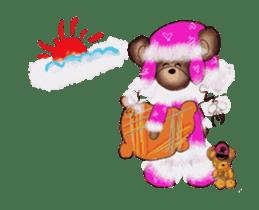 Hello Rossy Bears sticker #12238575