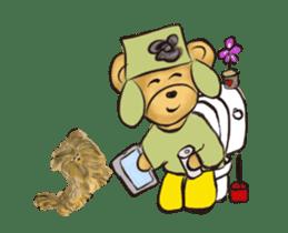 Hello Rossy Bears sticker #12238581