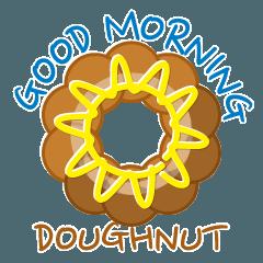 GOOD MORNING DOUGHNUT
