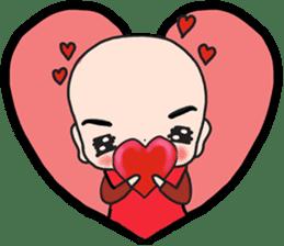 The Joyful Child 2 sticker #12247056
