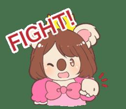 Koala Princess sticker #12248930