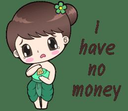 Boobib Retro Girl sticker #12266706