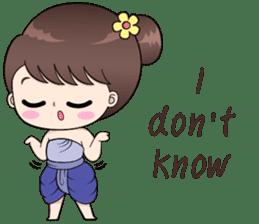 Boobib Retro Girl sticker #12266709