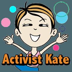 Activist KATE