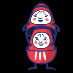 Mr. Kodaruma animated