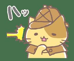 Animated Mitchiri-Neko Stickers sticker #12279738