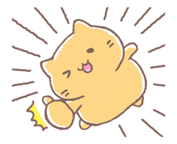 Animated Mitchiri-Neko Stickers sticker #12279739