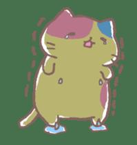 Animated Mitchiri-Neko Stickers sticker #12279741