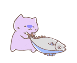 Animated Mitchiri-Neko Stickers sticker #12279743