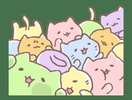 Animated Mitchiri-Neko Stickers sticker #12279744