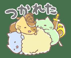Animated Mitchiri-Neko Stickers sticker #12279749