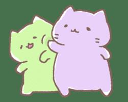 Animated Mitchiri-Neko Stickers sticker #12279754