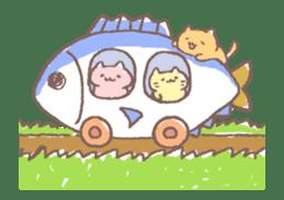 Animated Mitchiri-Neko Stickers sticker #12279755