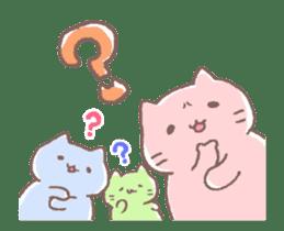 Animated Mitchiri-Neko Stickers sticker #12279756