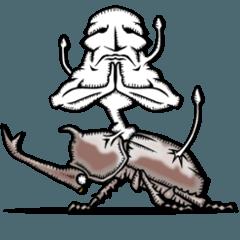 Cordyceps diary 2 beetle