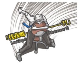 Tableflip Man sticker #12281996