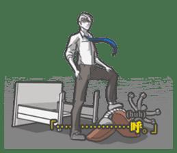 Tableflip Man sticker #12282003