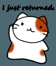 kitty's world(English ver.) sticker #12282080